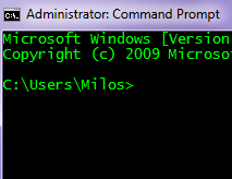 Svemogući Command Prompt