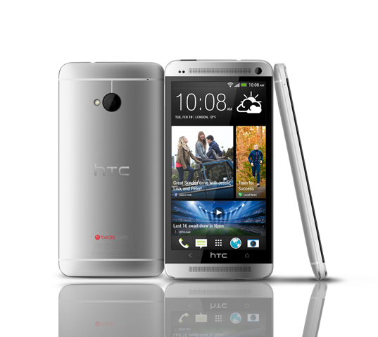 HTC One 802-11ac phone