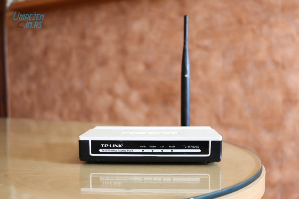 TP Link Access Point  TL-WA500G