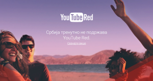 Šta je YouTube Red?